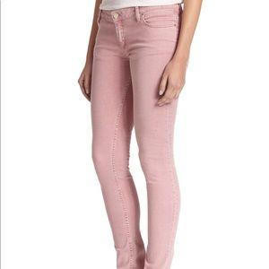 ▪️iro peach 🍑 jeans 29▪️narkyse pink skinny pants